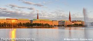 Hamburg ab Memmingen buchen