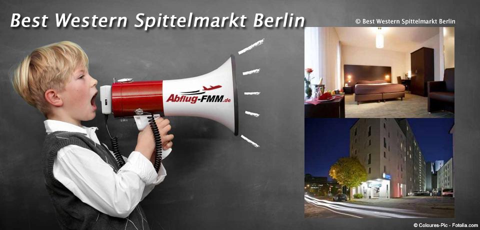 Berlin: Hotel Best Western Spittelmarkt