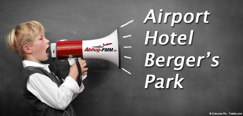 Airport Hotel Berger's Park Memmingerberg