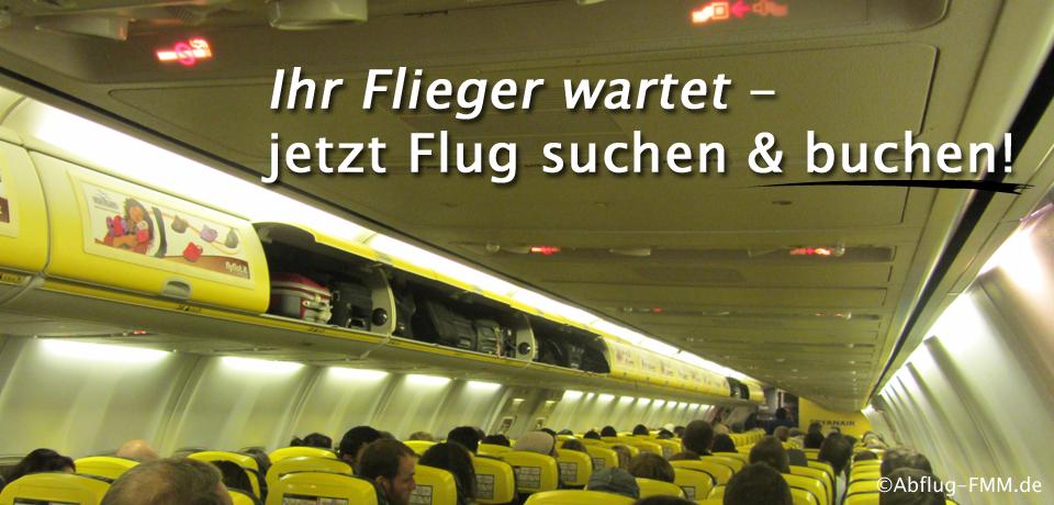 Flug ab Flughafen Memmingen buchen
