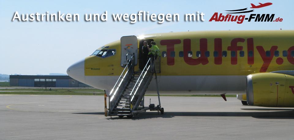Austrinken und wegfliegen mit Billigflüge ab dem Memminger Airport