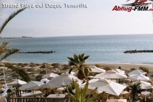 Strand Playa del Duque Teneriffa