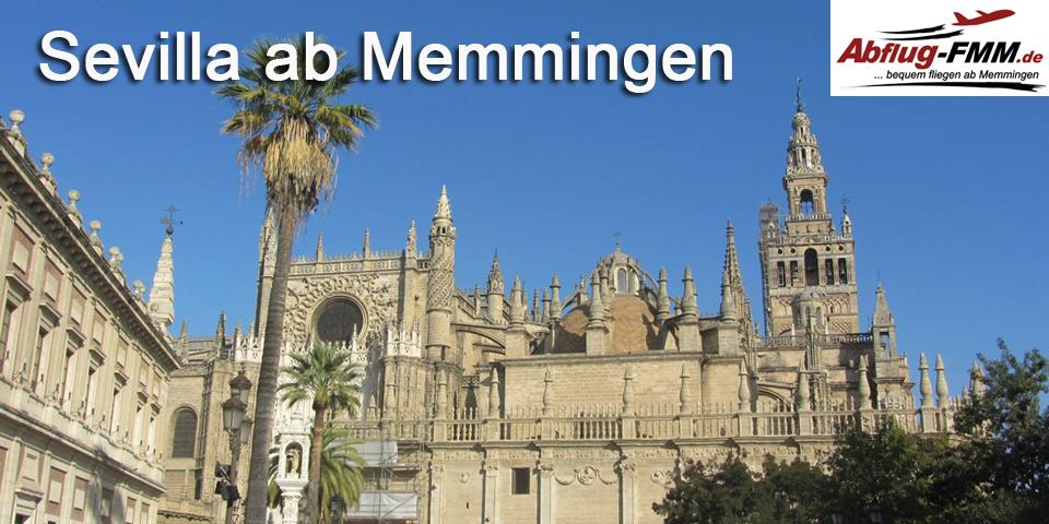Sevilla ab Memmingen