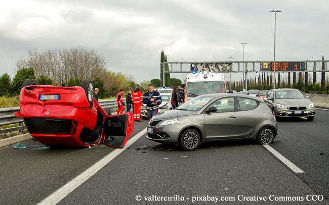 Reiseschutz bei Autounfall